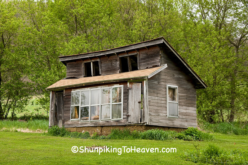 Chicken Coop, Richland County, Wisconsin