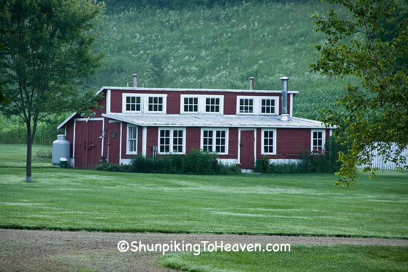 Chicken Coop, Sauk County, Wisconsin