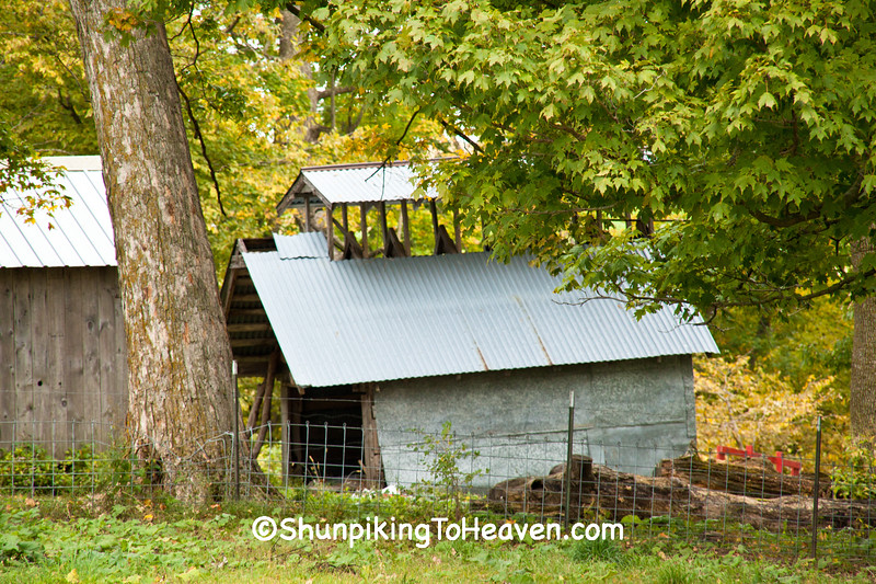 Old Sugar Shack, Vernon County, Wisconsin