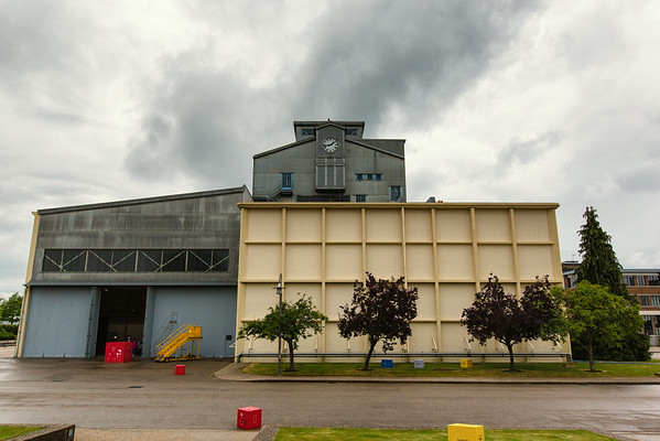 Farnborough Wind Tunnels June 2014