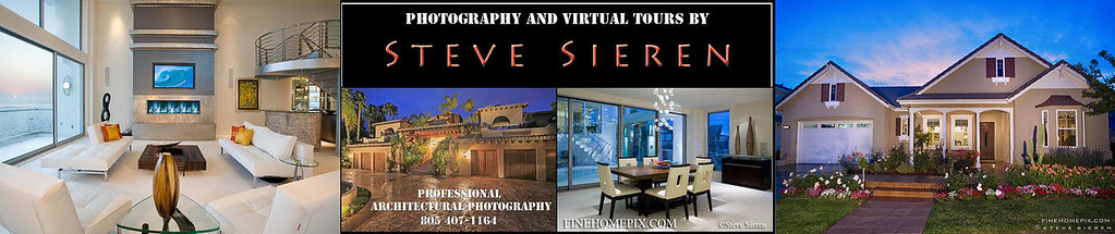 """FOR BOOKING: Please call (805) 407-1164 Now!! or email Steve@finehomepix.com  Advantages That Make Sales     -         FINEHOMEPIX.COM  • Motivate perspective buyers or renters with professional photography by creating mood & atmosphere  • Inspire action with wide angle acuity and space  • Enhance your professional image  • Save your energy with internet compatable images ready for uploading  • Quick turn around most of the time - 24 hours or less • Full Screen Virtual Tour Property Website w/ music and property description and viewer statistics • File sizes big enough to print up to 50-75"""". advertising signs or billboards if needed(please specify) • Up to 40 Interior & Exterior shots photographs • External flash lighting unit(s) to evenly expose each room and eliminate harsh shadows • No distorted """"fish-eye"""" or """"360"""" look • Digital Download via Email  • All photos are backed up for years!! • Professional audio tours sydicated to the biggest home buyer sites • Digital staging for vacant rooms  Example Virtual Tour - Previous advertisement in Dream Homes Magazine   Malibu Mountain Home Estate"""