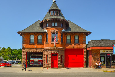 Historic Fire House in Upper Montclair,NJ
