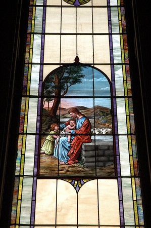 First Christian Church, Henrietta - Interior