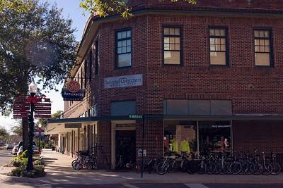 Winter Garden Wheel Works Store Front