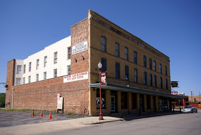 Hereford Hotel in Fort Worth Stockyards District