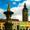 České Budějovice (Budweis), Czech Republic