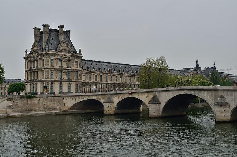 galerie Louvre
