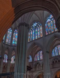 Le Mans Cathedral (Cathédrale St-Julien du Mans)