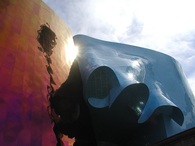Experience Music Project, Seattle, WA