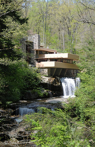 06 - Frank Lloyd Wright - Fallingwater - 5/1/2010