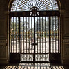 Hearst Castle Gate - San Simeon, CA