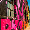 Decoraided Building - Art District- Los Angeles