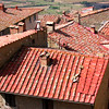 Red Roofs Of Cortona, Italy
