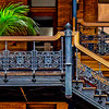 Staircase - Bradbury Building - Los Angeles