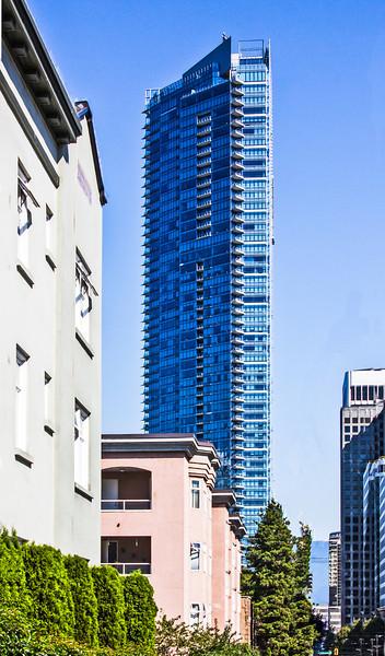 Apartment Building - Vancouver, BC