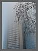 Main Tower im Nebel, Frankfurt