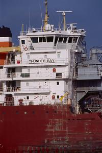 Thunder Bay Closeup