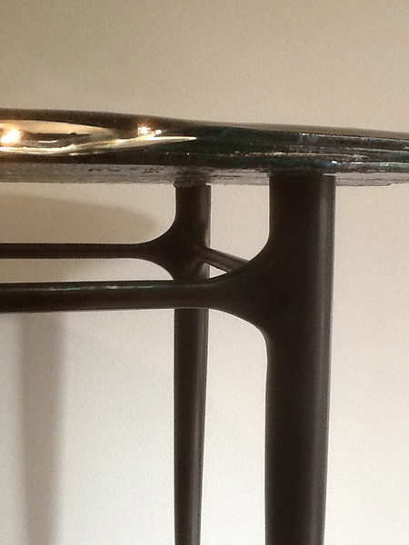 Custom table base detail - Pasadena, CA