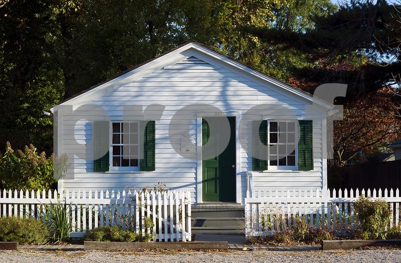 """""""Carl Sandburg Birth House 1"""""""