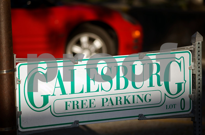 """""""Downtown Galesburg"""""""