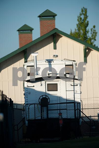 """""""Galesburg Railroad Museum"""""""