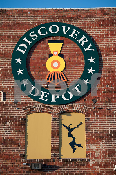 """Discovery Depot"""