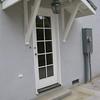 10/22/2010 - side door to house...