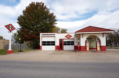 Clinton, MO DX Station