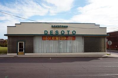 Clinton, MO Desoto Dealership