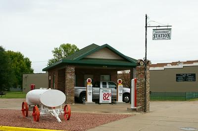 Loup City, NE Gas Station