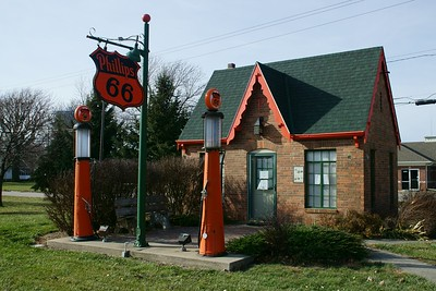 Creston, IA Phillips 66 station.