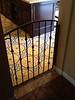 Bi-fold doggy gate - Adair St., San Marino, CA