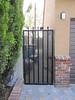 Side gate - Geary residence, Burbank, CA