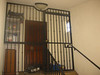 Rear condo security gate - Pasadena, CA