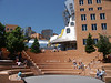 Amphitheatre<br /> Ray and Maria Stata Center, MIT, Cambridge, MA<br /> Frank O. Gehry, 2004