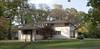 Mrs. A. W. Gridley House (Ravine House), south Facade<br /> Frank Lloyd Wright; 1906<br /> Batavia, Il.