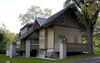 Fabyan House, North Facade; Geneva, Il.<br /> Remodelling Designed by Frank Lloyd Wright, 1907<br /> Geneva, Il.