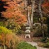 Gibbs Gardens,  private gardens open to the public in Ball Ground,  GA