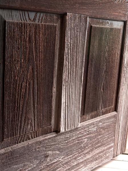 Cedar Ave., upstairs porch door.