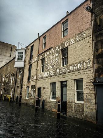 19th C Shop - Bristo Port, Edinburgh