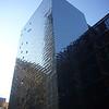 May 2012. Glasgow city centre. Shiny building!