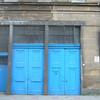 May 2012. Glasgow city centre. James Watt Street.