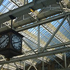 May 2012. Glasgow city centre. Central Station. You will see other clocks in this section. This is the only one that was telling the correct time – apart from that on the former travel centre in St Enoch Square.