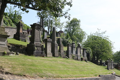 Glasgow Necropolis 27 May 2018