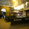 January 2011. The Rogano restaurant, Glasgow, Scotland. Something of an institution since the 1930s.