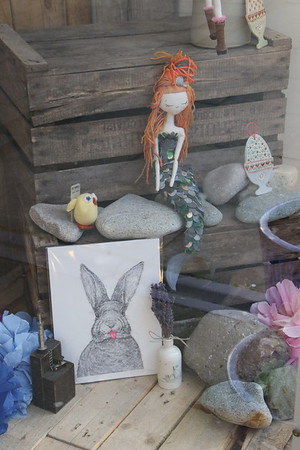 Easter Window at Glosters 17 April 2017