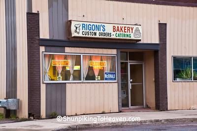 Rigoni's Bakery, Ironwood, Michigan