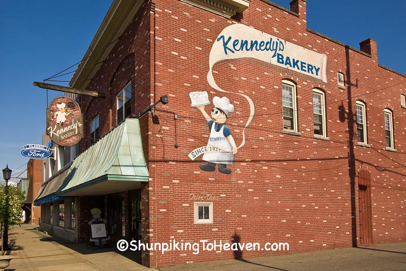 Kennedy's Bakery, Cambridge, Ohio