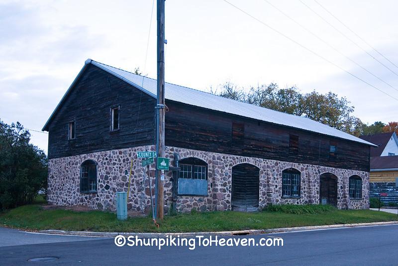 Old Blacksmith Shop, Shawano County, Wisconsin