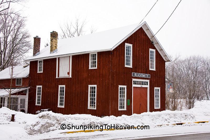 Blacksmith Shop, Green County, Wisconsin